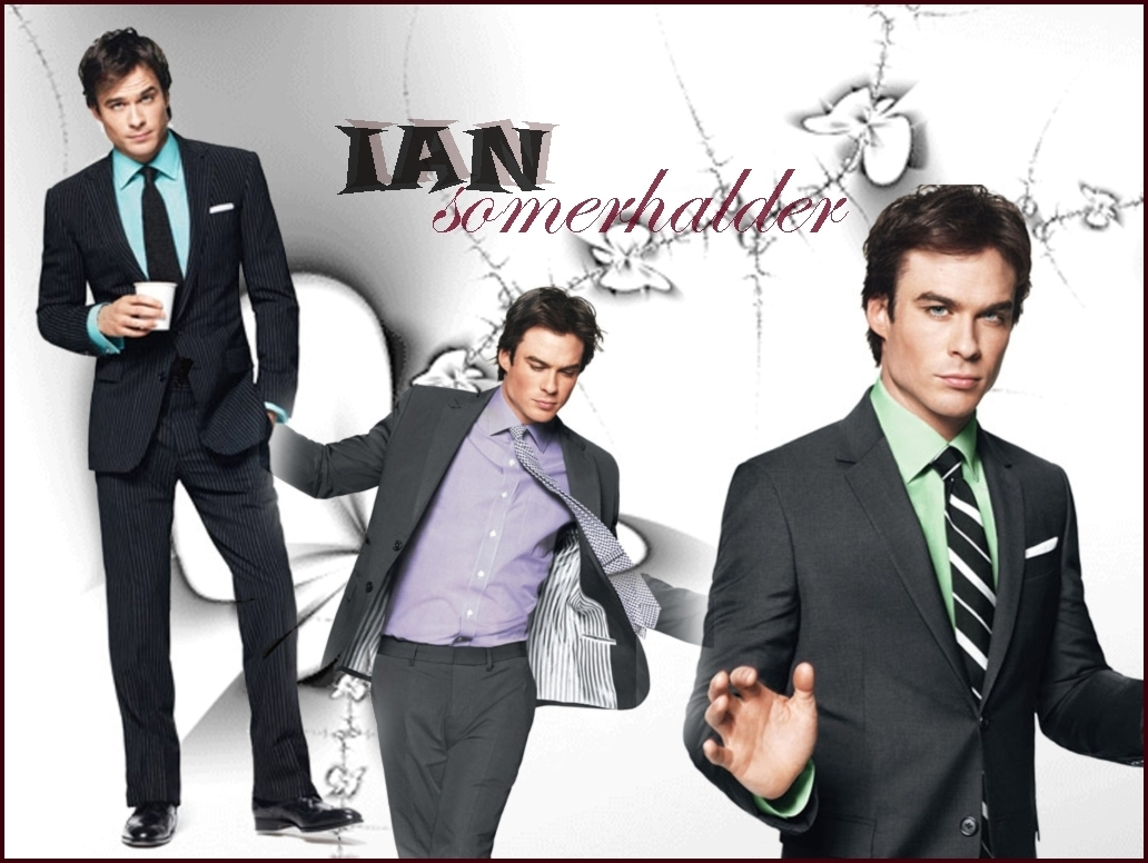 Ian Somerhalder ~ wallpaper