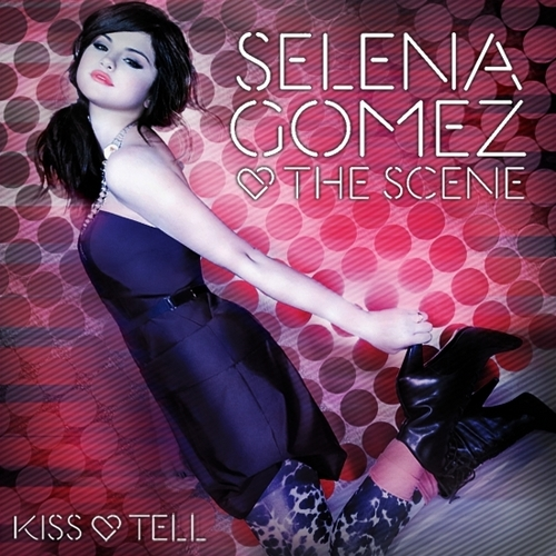 kiss & Tell [FanMade Album Cover]
