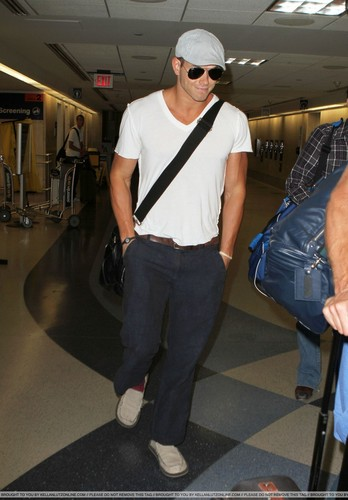 LAX Airport - 18 August 2010