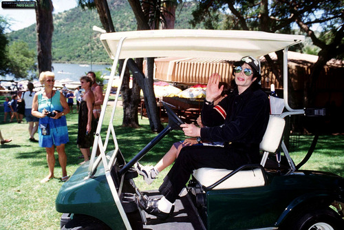 MJ in Sun City