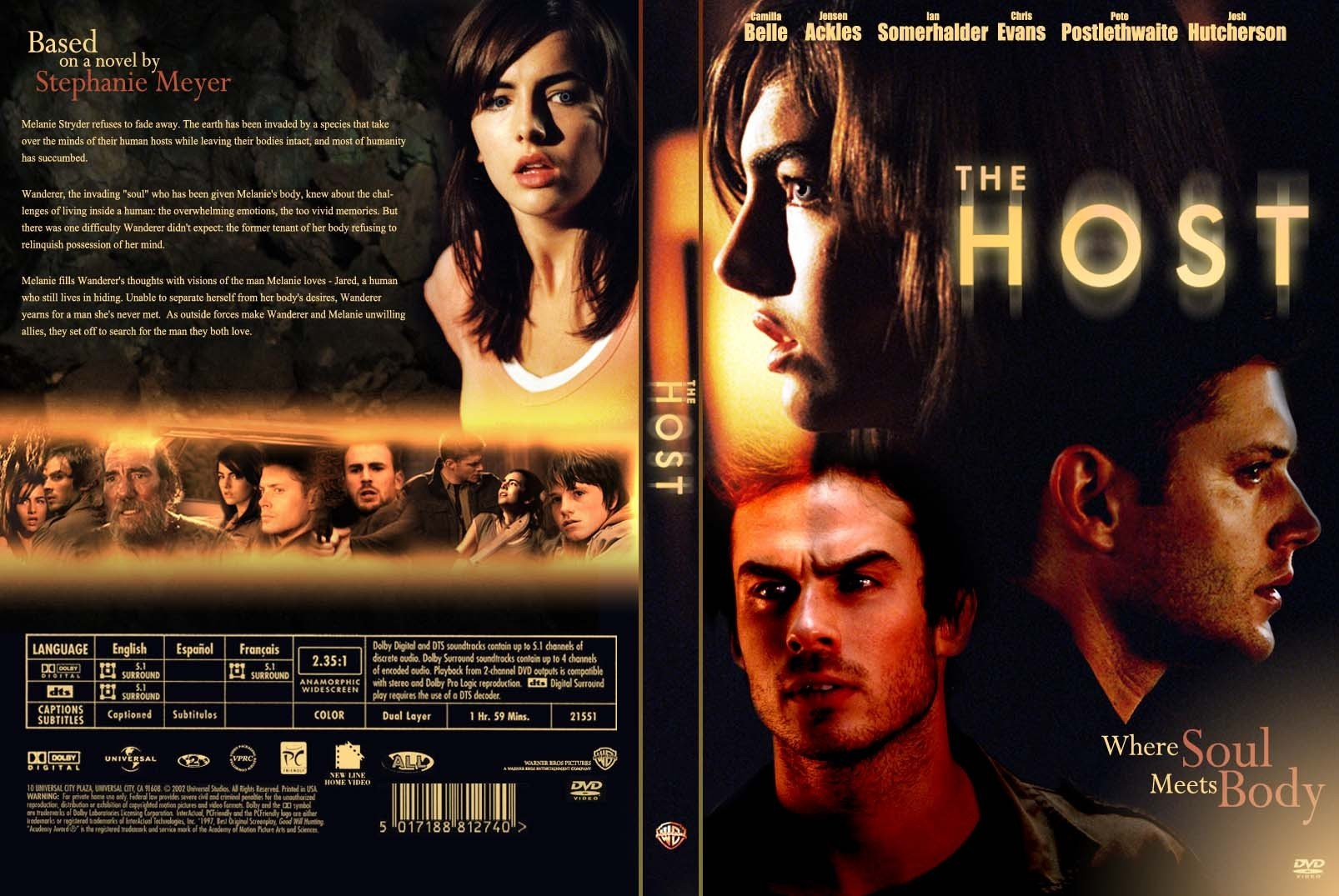 The Host - DVD Cover - The Host Photo (14869765) - Fanpop