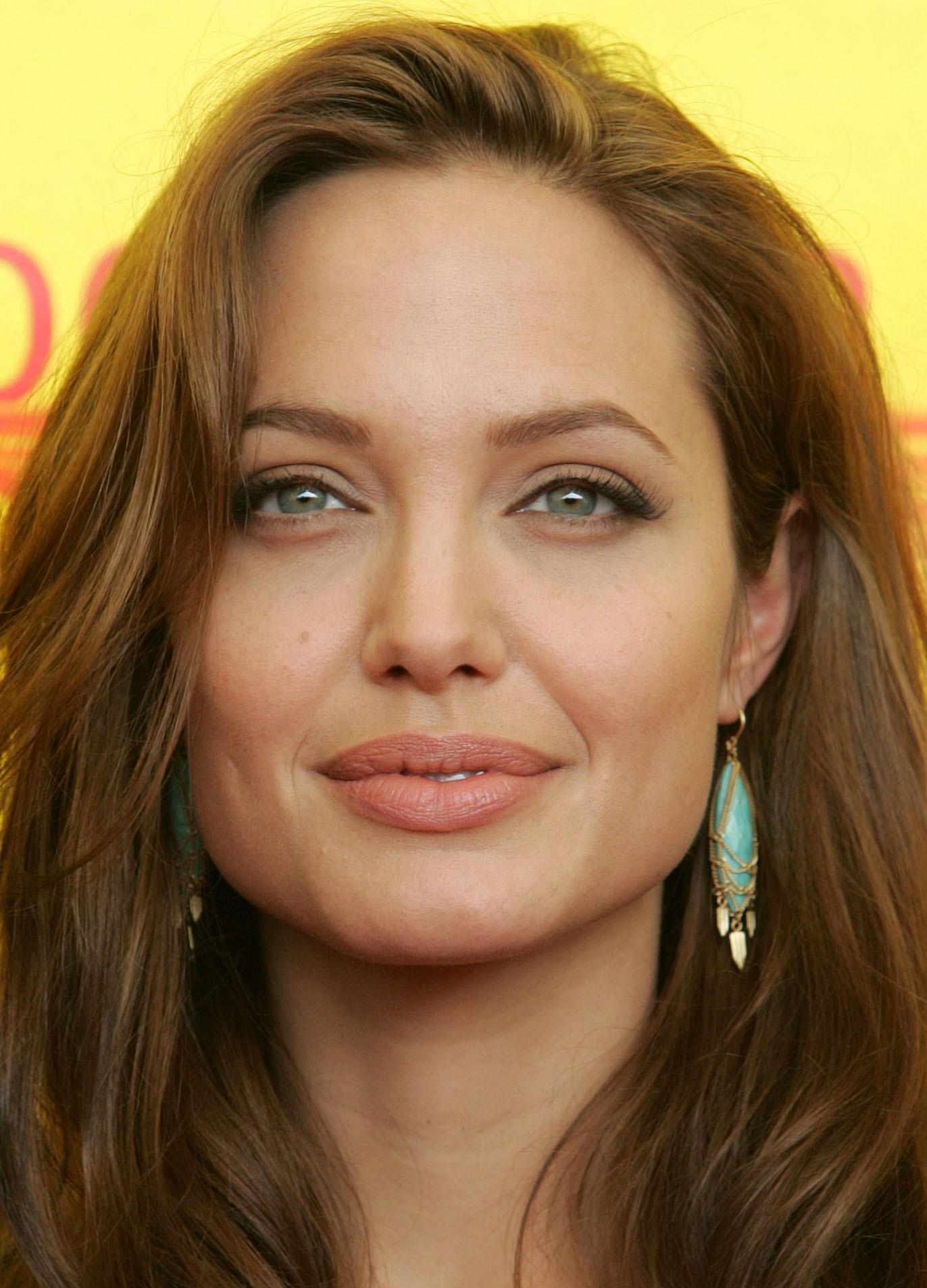Angelina Jolie Nurse