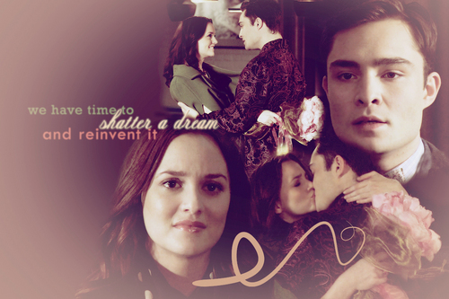Gossip Girl -- Chuck & Blair <3