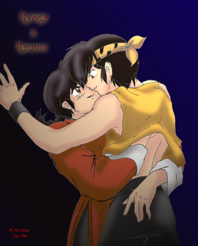 Ranma 1/2: Ranma and Ryoga