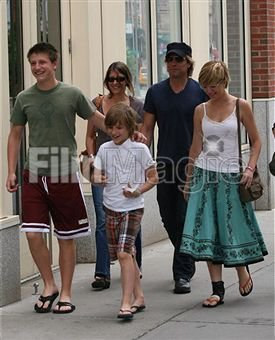 Steph and family! (Jon, Dorothea, Jesse and Jacob)