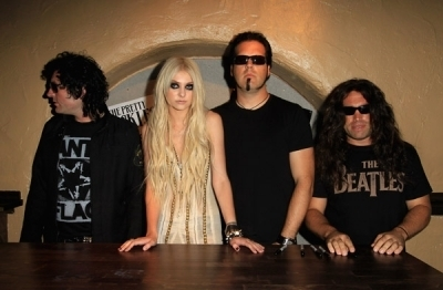 The Pretty Reckless-Album Playback At The Borderline(August 20,2010)