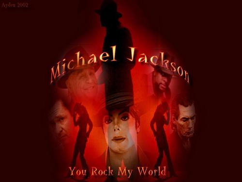 আপনি Rock My World
