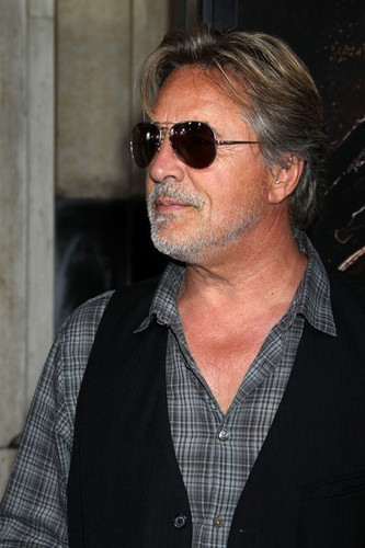Don Johnson @ LA Machete Premiere  - 25 AUG 2010