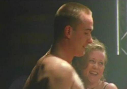 Matthew Macfadyen Warriors Strip Tease
