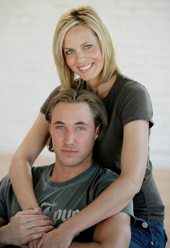 Nicole and Brady