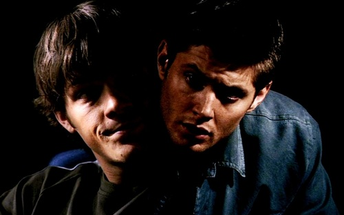 Sam & Dean in 'Phantom Traveler'