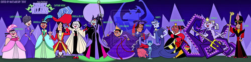 TDI Disney Villains