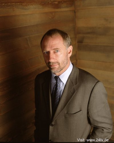 Xander Berkeley as George Mason
