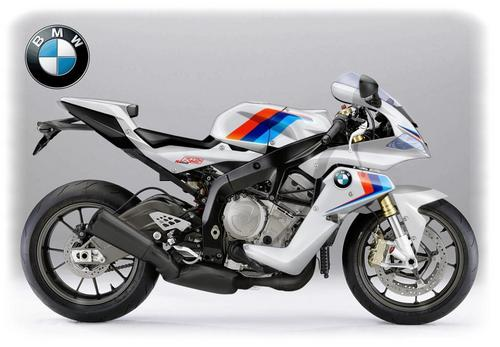 BMW S 1000 RS