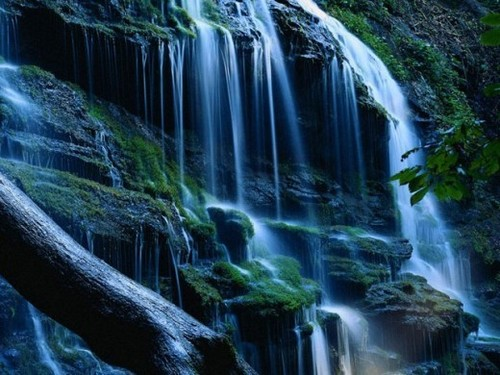 Breathless Waterfall