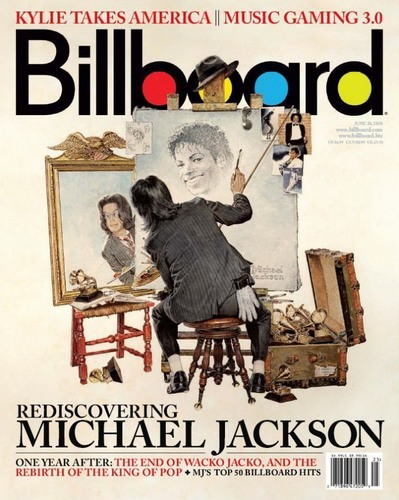 MJ Billboard 2010