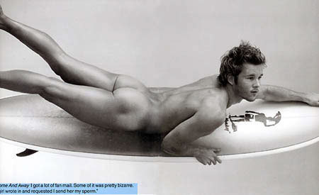 Ryan Kwanten par Paul Freeman