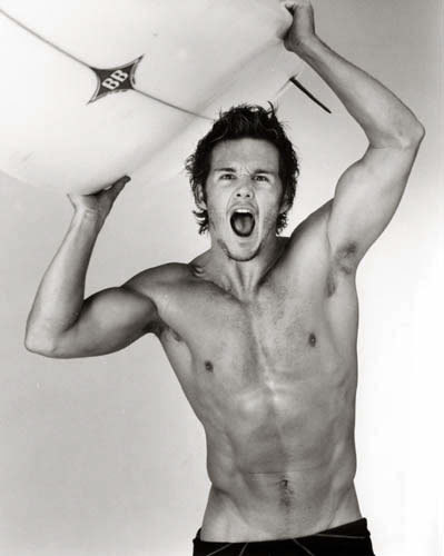 Ryan Kwanten por Paul Freeman