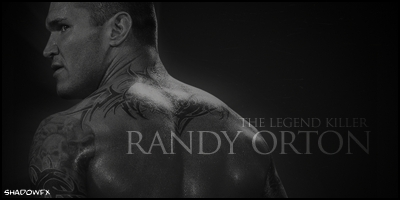 The Legend Killer - Randy Orton