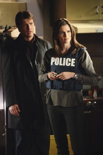 Castle_3x01_A Deadly Affair_Promo pics