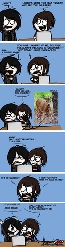 Gerard and Mikey Way comic