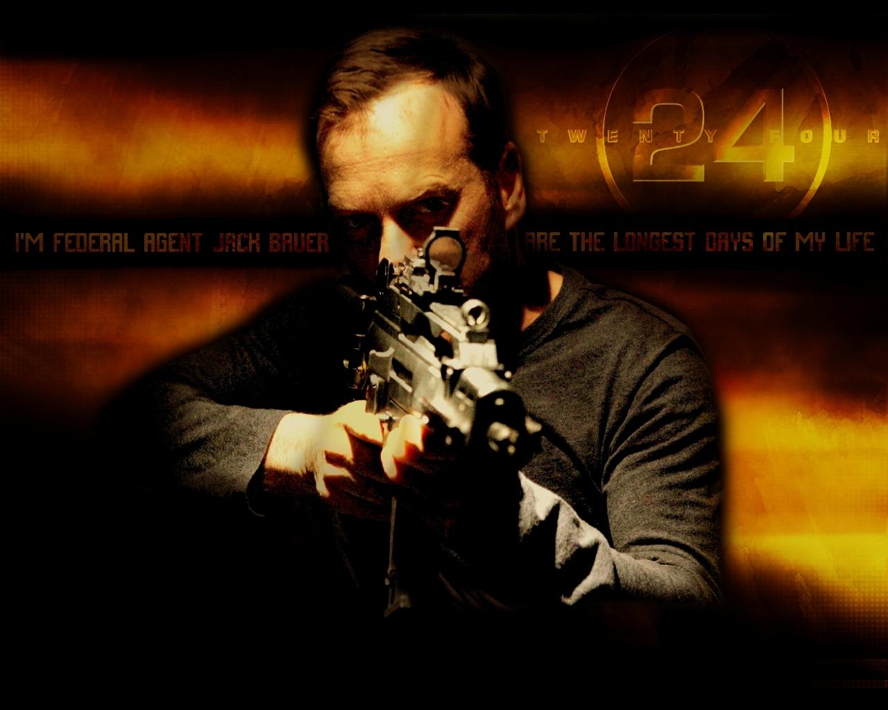 Jack Bauer 24 壁紙 15256744 ファンポップ