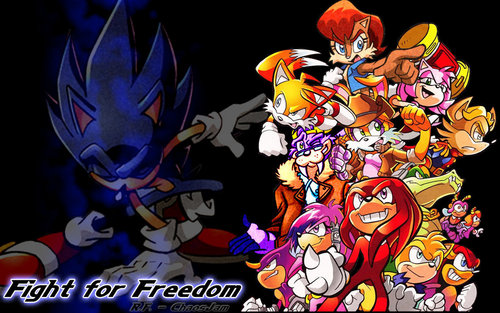 Sonic 200 - Fight For Freedom
