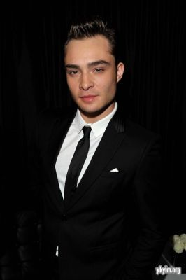 Ed @ GQ Men Of The ano Awards 2010