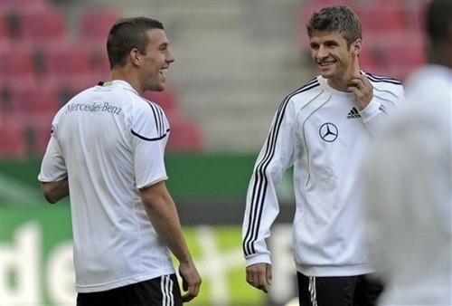German NT Training