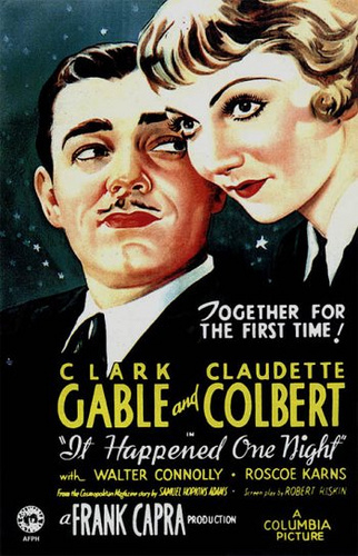 It Happened One Night - Promotional Poster