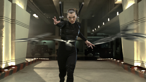 Resident Evil: Afterlife - plus Promotional photos
