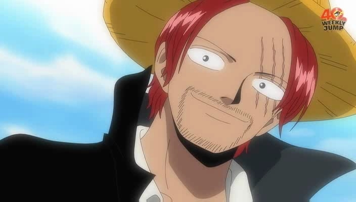 Shanks - One Piece Image (15398209) - Fanpop