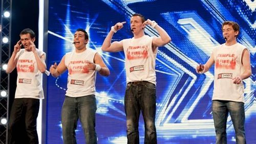 X Factor 2010: Week 2 Auditions