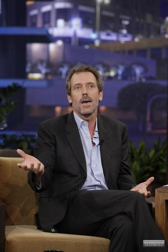 Hugh Laurie - The 어치, 제이 Leno Show 10