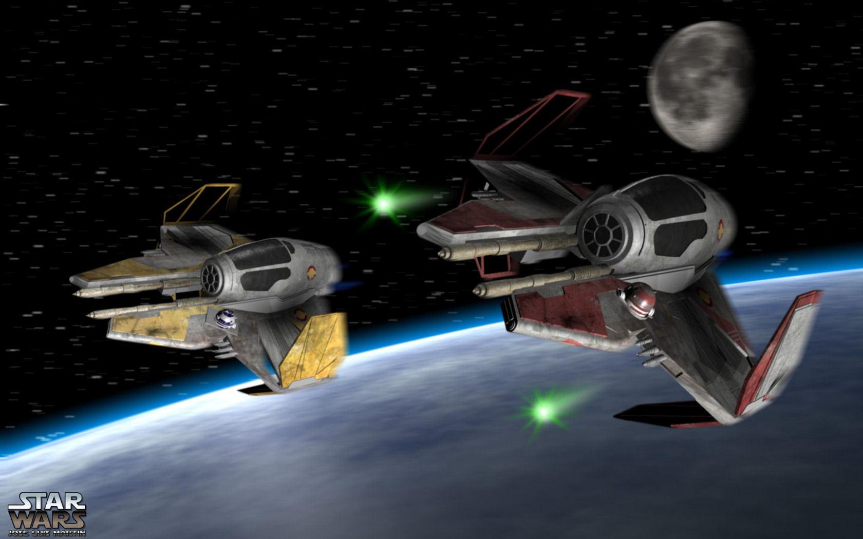 Jedi Fighters star wars 15486193 1680 1050