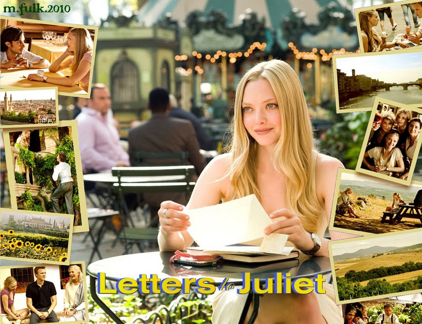Letters To Juliet images Letters to Juliet 2010 HD wallpaper and