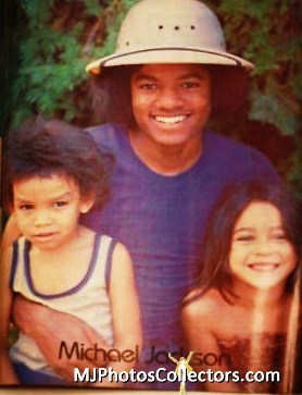 MJ and Kids