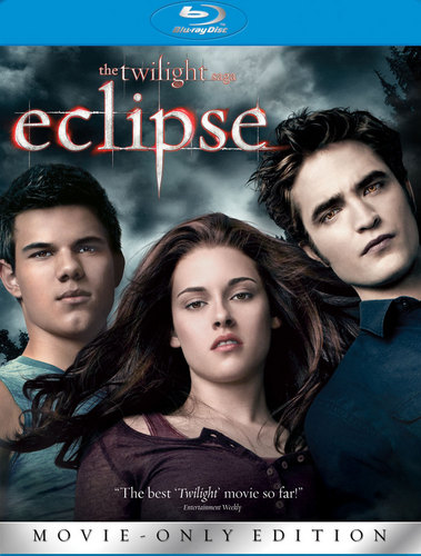 Eclipse DVD Box Art!