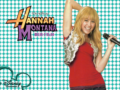 Hannah Montana the movie Wallpapers by dj as a part of 100 days of Hannah!!!