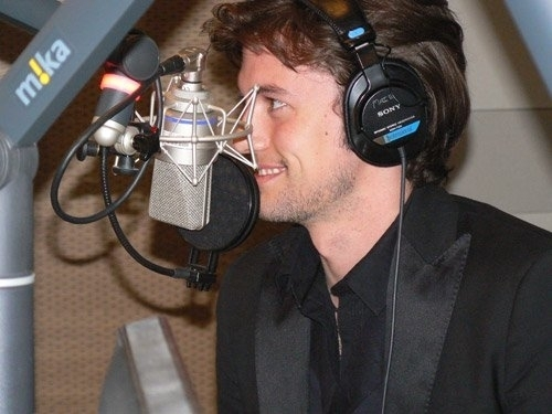 Jackson Rathbone on Radio 104_5