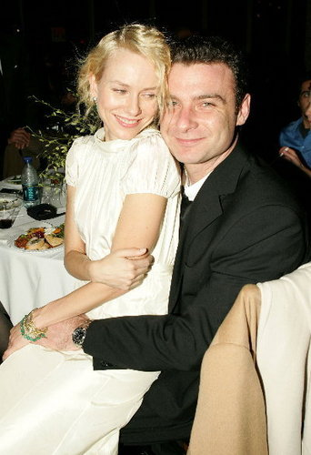 Naomi Watts and Liev Shreiber
