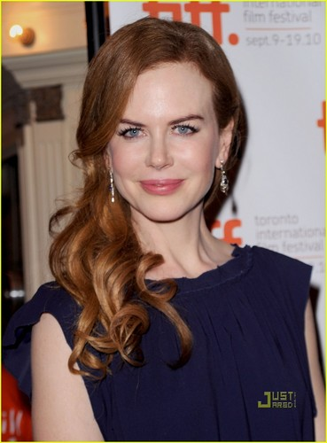Nicole Kidman Falls Into TIFF Rabbit Hole