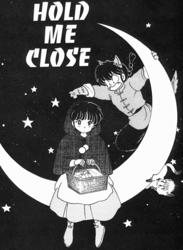 Ranma 1/2 Manga - Hold Me Close