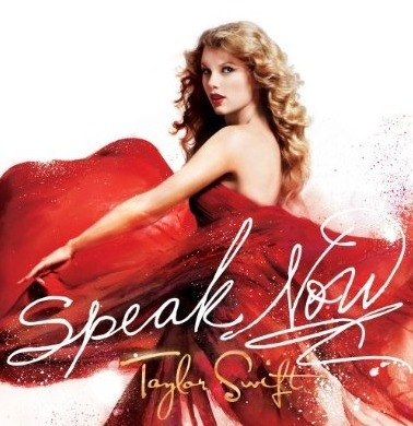 Speak Now CD cover
