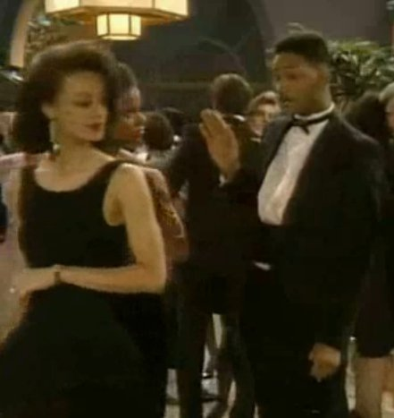 Tatiana on Fresh Prince Of Bel Air