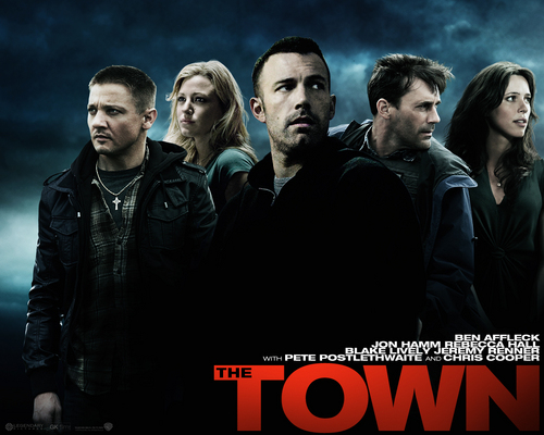 The Town - 바탕화면 - Cast
