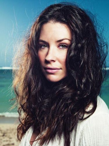 evangeline lilly- Entertainment Weekly Photoshoot Outtakes