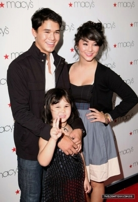 BooBoo Stewart - Macy's Passport Presents Glamorama