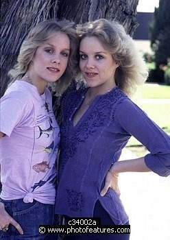 Cherie and Marie in 1980