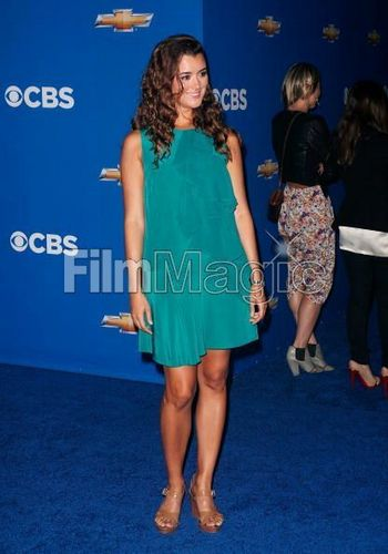 Cote @ CBS Fall Season Premiere Event